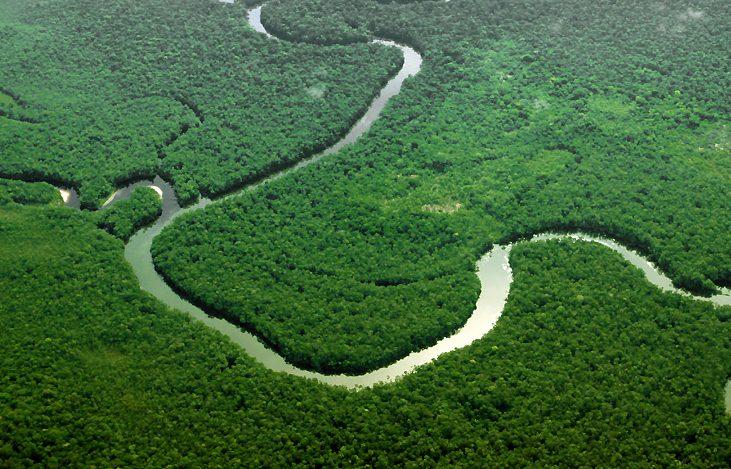 Под Амазонкой обнаружена подземная река