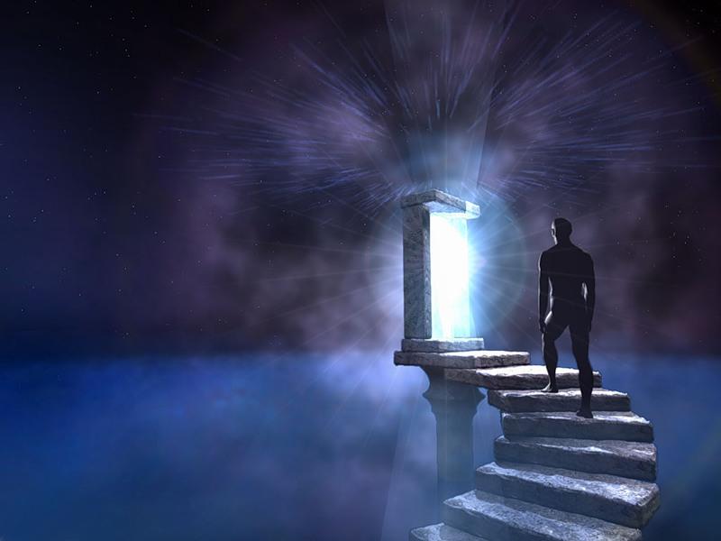 Дверь в параллельный мир