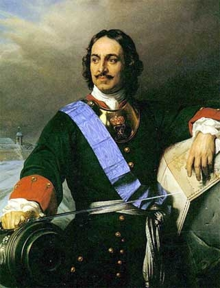 Завещание Петра Великого