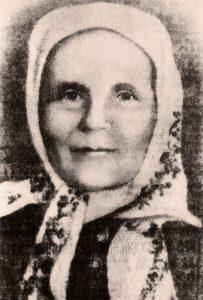 Евдокия Лысенко - мать солдат